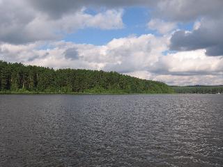 Белое озеро майнский район